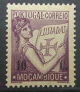 MOZAMBIQUE 1933 MH LUSIADAS WITH GUM - Mozambique