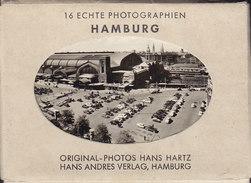 Germany 14 Echte Photografien HAMBURG Original-Photos Hans Hatz Hans Andres Verlag, Hamburg (16 Scans) - Orte