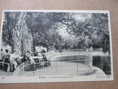 ALLIER  03         VICHY   -    LE LAC DU NOUVEAU PARC    ANIME    TTB - Vichy