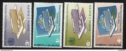 1966 Samoa WHO Health   Complete Set Of 4   MNH - Samoa