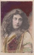 SPECTACLE . Artiste D'Opéra  . Agnès BORGO (Soprano 1879-1958) - Artistes