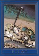 ISRAEL----EILAT---The Underwater Observatory--voir  2 Scans - Israel