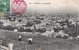 NANCY  ( 54 )  -  Vue Générale ( Cachet De L'Exposition De 1909 ) - Nancy