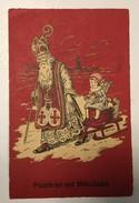 AK   CHRISTMAS  ST. NICHOLAS   ST. NIKOLAUS - Weihnachten
