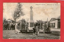 CHILLY - Monument Aux Morts - 1925 - - France