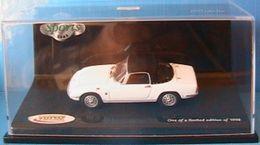 LOTUS ELAN CLOSED CIRRUS WHITE VITESSE 27777 1/43 BLANC Weiss CABRIOLET CAPOTE - Vitesse
