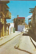 ISRAEL----SAFAD--lane In The Old City--voir  2 Scans - Israel