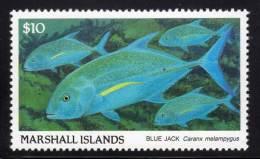 MARSHALL - 1989 - N°223 ** Faune Marine : $ 10 - Marshallinseln