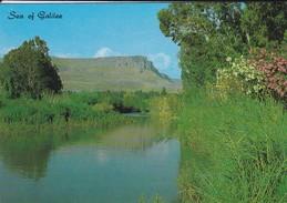 ISRAEL----SEA OF GALILEE--le Lac De Tiberlade--voir  2 Scans - Israel