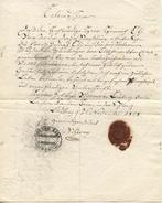 LIESBERG Suisse 1858 Canton Bern - Manoscritti
