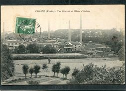 CPA - CUGAND - Vue Générale De L'Usine D'Antière - France