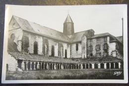 CPA / CPSM - Carte Photo Mortain (Manche)  N°47 - Le Cloître Et La Chapelle - Abbaye Blanche - Autres Communes