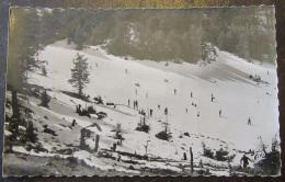 CPA / CPSM -  Maroc - Ifrane N°48 - Grand Cratère De Michlifen - Animée (skieurs) - Autres