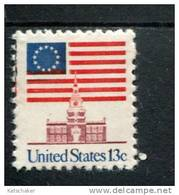 209006090 USA POSTFRIS MINT NEVER HINGED POSTFRISCH EINWANDFREI SCOTT  1622 13 Star Flag Over Independence Hall - Unused Stamps