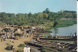 AFRIQUE--RARE---REPUBLIQUE DU NIGER---bord Du Fleuve---voir  2 Scans - Niger