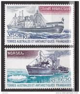 TAAF - Terres Australes Et Antartiques Françaises - PA  63/64 - MNH - Airmail