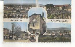 Souvenir De Frontenas - France