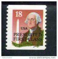 335636597 USA 1985 ** MNH SCOTT 2149A 2149 A GEORGE WASHINGTON LGG - Ungebraucht