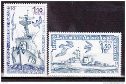 TAAF - Terres Australes Et Antartiques Françaises - N°  79/80 - MNH - Terre Australi E Antartiche Francesi (TAAF)
