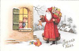 PERE NOEL - JOYEUX NOEL - Santa Claus