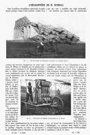 L'HELICOPTERE De M.KIMBALL    1908 - Transportation