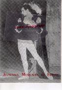 75- PARIS- PROGRAMME SALLE PLEYEL- 14-3-1961-CYCLE CHOREGRAPHIQUE DANSE-ROSTILAV HOFFMANN-MICHEL RENAULT-JOSETTE CLAVIER - Programmi