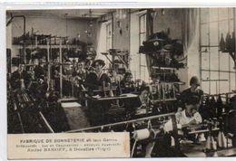 88  DOCELLES    Fabrique De Bonneterie En Tous Genres ............................ - Autres Communes