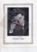 75- PARIS- PROGRAMME SALLE PLEYEL- 1962- FOLKLORE DANSE-ATTILIO LABIS-DANSEUR ETOILE OPERA-ANTOINE GOLEA-CLAUDE BESSY - Programmi