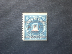 UNITED STATES ÉTATS-UNIS US USA 1926 REV. PLAYING CARDS RF11 - Usados