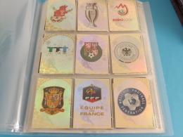 EURO 2008  SET COMPLETO CARDS DAL N 1 AL N 195 PANINI - Panini