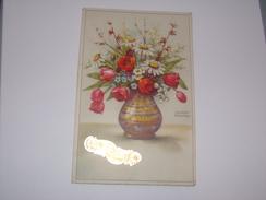 Illustration Hannes Petersen.Bouquet De Fleurs.Vive Ste Catherine. - Petersen, Hannes