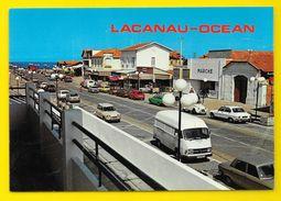 LACANAU-OCEAN Rare Avenue De La Plage (Artaud Gabier) Gironde (33) - Francia