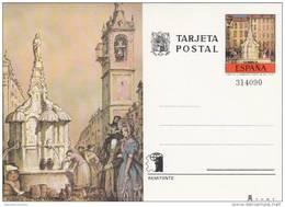 España Entero Postal Nº 110 - Enteros Postales