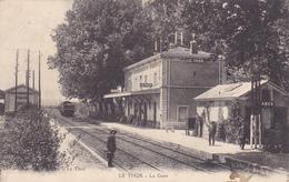(18)  LE THOR - La Gare - Autres Communes