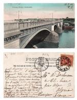 (Australie) VIC 011, Melbourne, Princes Bridge - Melbourne
