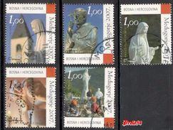 Bosnia Croatian Post - Medjugorje  2007 Used - Bosnie-Herzegovine