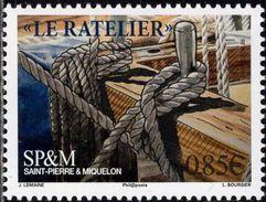 St. Pierre & Miquelon - 2017 - The Rack - Mint Stamp - St.Pierre & Miquelon