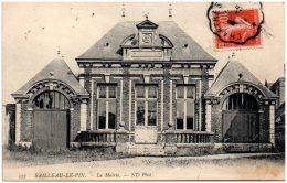 28 BAILLEAU-le-PIN - La Mairie  (Recto/Verso) - Andere Gemeenten