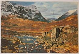 PASS OF GLENCOE, ARGYLL Scotland Vg - Argyllshire