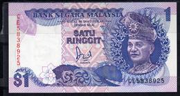 MALASIA 1981   1 RINGGIT  PICK Nº 19  NUEVO SIN CIRCULAR  B1020 - Malasia