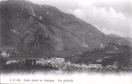 74)  SAINT  JEOIRE  En FAUCIGNY  - Vue Générale - Saint-Jeoire