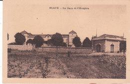 CPA BLACE (69) LA GARE Et L' HOSPICE - Sonstige Gemeinden
