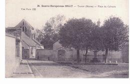 & Taissy - Place Du Calvaire - Autres Communes
