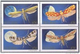 Micronesie   Butterflies - Vlinders
