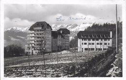 74)  ASSY  PASSY  - Grand Hotel Du Mont Blanc ( P. Dupuy - Arch. ) - Autres Communes
