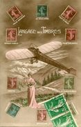 LANGAGE DES TIMBRES - Briefmarken (Abbildungen)