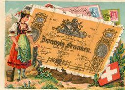 CHROMO(TIMBRES) - Briefmarken (Abbildungen)