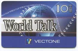 1693 - World Talk 10 CHF Prepaid Telefonkarte - Schweiz