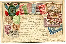 TIMBRE(GAUFREE) - Briefmarken (Abbildungen)