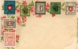 TIMBRE - Briefmarken (Abbildungen)
